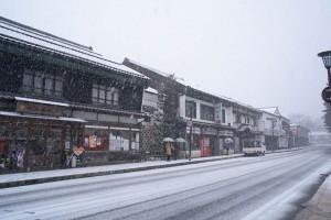 高野山の冬